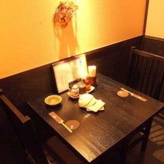 酒菜の隠れ家 月あかり 白石店 店内の画像