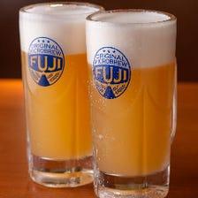 クラフトビールもご用意しております