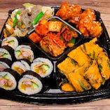韓国料理5種オードブル(3~4名様分)