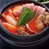 純豆腐チゲ(小)