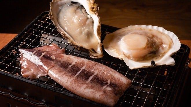 ◆毎日日替わり!漁港直送新鮮鮮魚