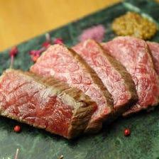 澤井姫和牛のマルシンレアステーキ