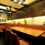 【完全個室】顔合わせなどの特別なお席にも最適。品格が漂うVIP個室(10名様まで)
