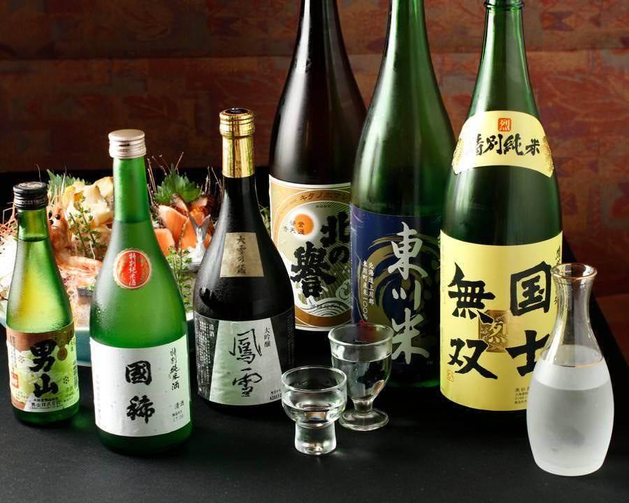 増毛・旭川・小樽・札幌北の酒蔵から