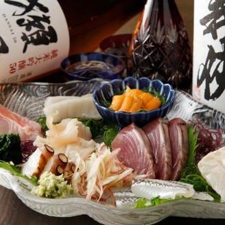 天然鮮魚 隠れ和食 ぶらん家  コースの画像