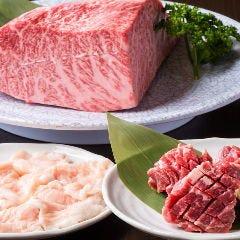 登戸で30年続く焼肉店 松坂