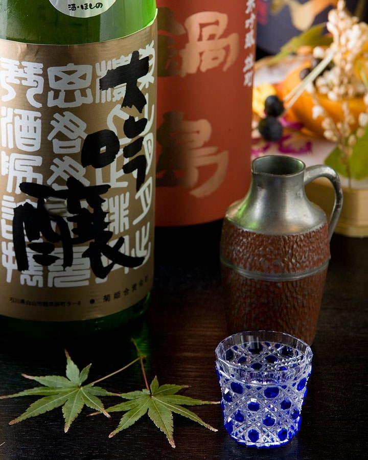 九州を中心に取り揃えたうまい地酒