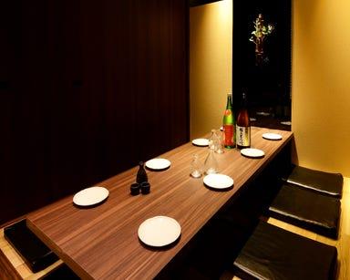 天ぷらと鮮魚 個室居酒屋 天串 刈谷駅前店 店内の画像