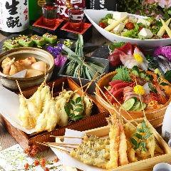 天ぷらと鮮魚 個室居酒屋 天串 刈谷駅前店