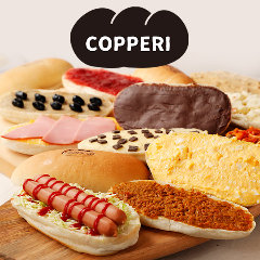 コッペパン専門店 COPPERI