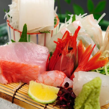魚菜 由良 2号店 こだわりの画像