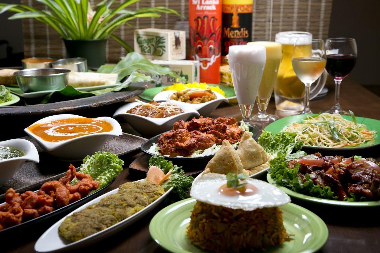 ◆名物料理が盛りだくさん◆