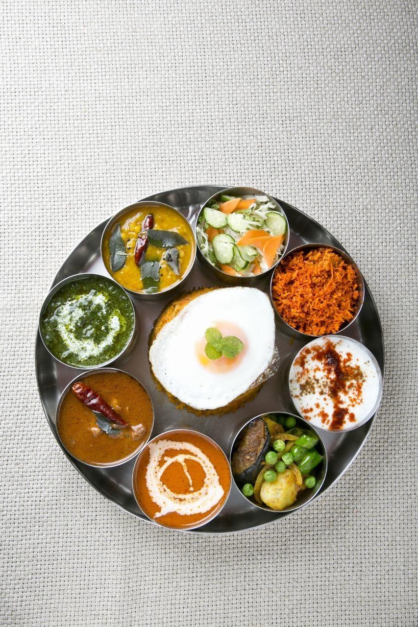 ◆エスニック料理を満喫◆