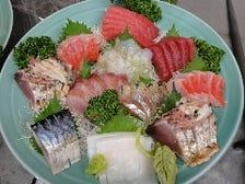 旬の鮮魚をご用意しております。