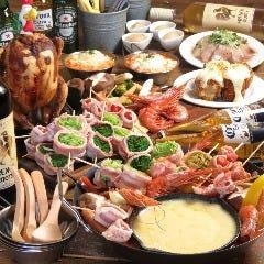 ホテイヤロッヂ  京橋店 campkitchen&ビアカンチキンBBQ