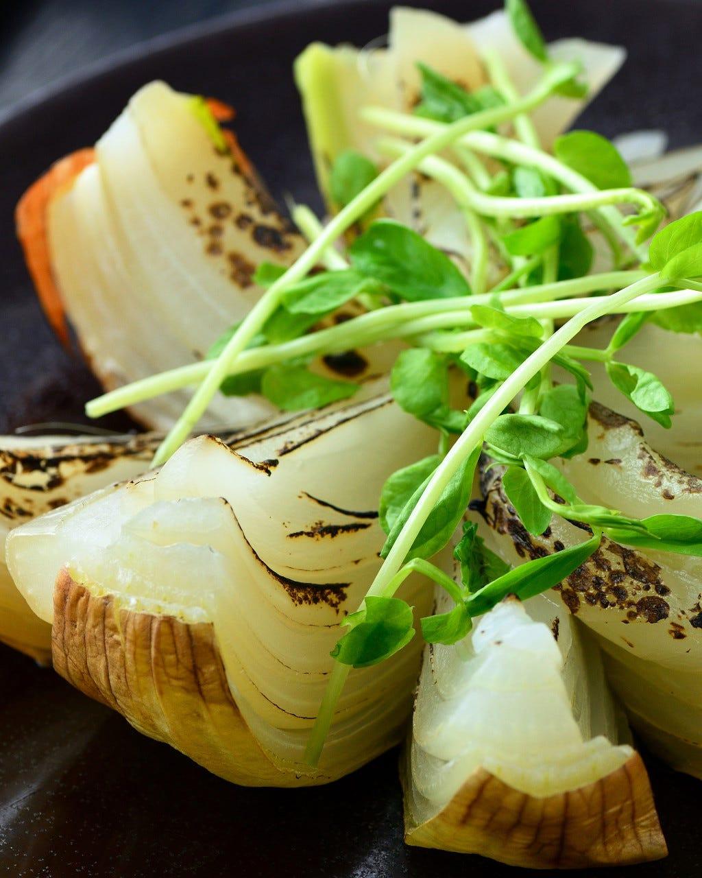 泉州玉葱のオーブン焼き♪