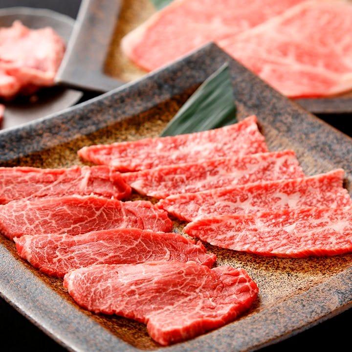 お肉1枚から注文できる焼肉店