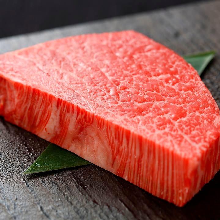 とにかく「美しい」 芸術品のようなお肉