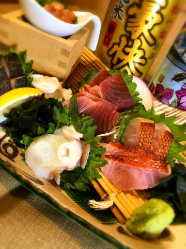 食彩一番 神楽坂 コースの画像
