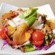 一番サラダは開店から人気 野菜たっぷりです!
