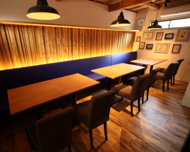個室イタリアン ATTIC 神楽坂 店内の画像