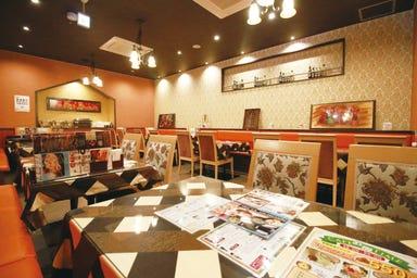 ナマステガネーシャ ラ・ムー 大安寺店 店内の画像
