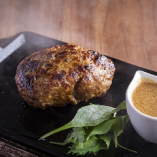 肉屋のハンバーグ