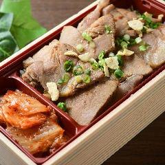 【テイクアウト】栗豚の焼肉重