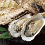 [牡蠣] 宮城三陸産新鮮牡蠣のメニューが豊富♪お好みでどうぞ