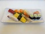 梅寿司(並寿司)