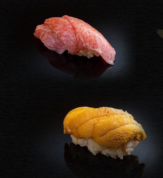 上質な食材で納得できる寿司のみ提供