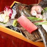 日本全国から直送される鮮魚!【東京都築地市場】