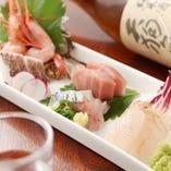 日本全国の漁場より、選りすぐりのものを提供!
