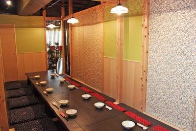 和風ダイニング 路のカフェ  こだわりの画像