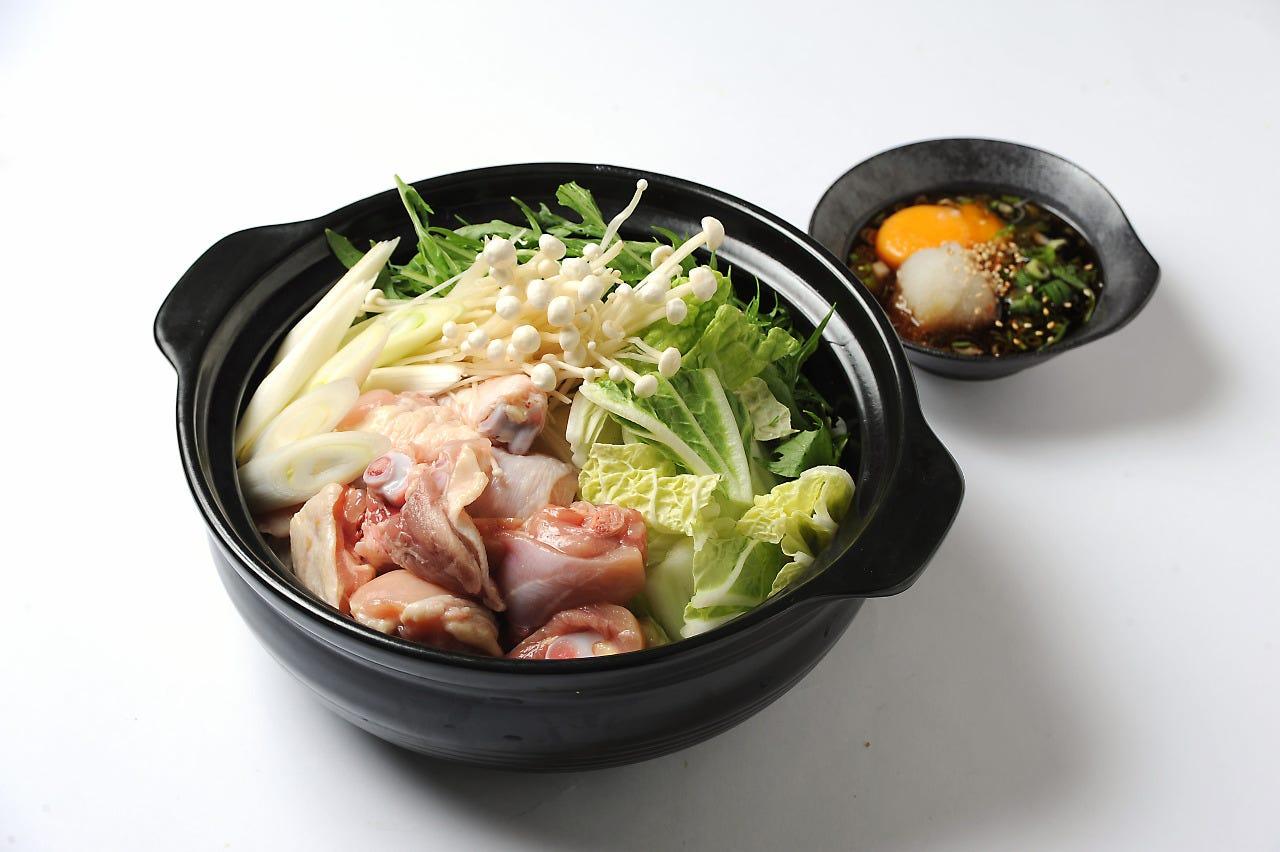 紀州みかんどり自慢鍋
