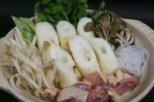 割烹特製 手作りきりたんぽ鍋