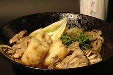 比内地鶏ガラ100%使用の絶品ダシ