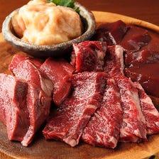 鮮度抜群のお肉!厳選牛を贅沢に堪能