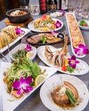 沖縄料理もりだくさん!破格のビールや泡盛とご一緒にどうぞ♪