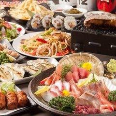 産直鮮魚と47都道府県の日本酒の店 個室 黒潮 品川本店 コースの画像