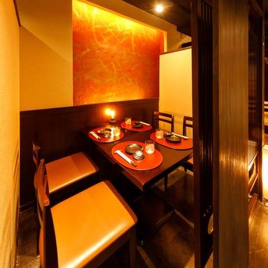 産直鮮魚と47都道府県の日本酒の店 個室 黒潮 品川本店 店内の画像