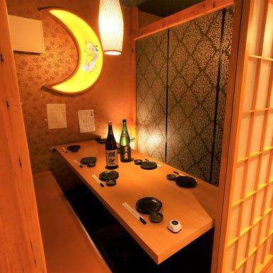 焼鳥とまぐろ食べ放題 全席個室居酒屋 鳥江戸こまち 新橋店 店内の画像
