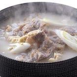 琥珀の牛テール雑炊