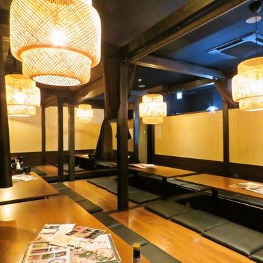 朝どれ鮮魚と和ノ個室 白石~しらいし~ 静岡駅前店 店内の画像