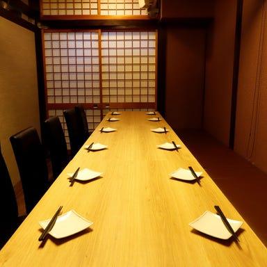 時間無制限 食べ飲み放題 165種 個室居酒屋 とりで梅田店 店内の画像
