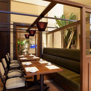 神戸ベイシェラトン ホテル&タワーズ「ガーデンカフェ」  店内の画像