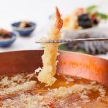 天ぷらやしゃぶしゃぶなど和食メニューも充実していますので、ご家族三世代揃ってのお食事にもおすすめです。