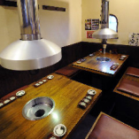 8名様テーブル半個室