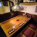 2~6名様 ◆ 堀ごたつ座敷(個室)