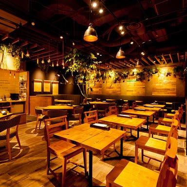 センバキッチン グリーンハウス ハービスプラザ店 店内の画像